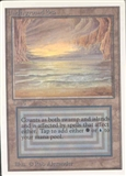 Magic the Gathering Unlimited Single Underground Sea UNPLAYED (NM/MT)