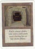 Magic the Gathering Unlimited Single Howling Mine - SLIGHT PLAY (SP)