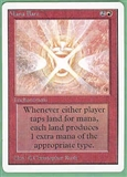 Magic the Gathering Unlimited Single Mana Flare - NEAR MINT (NM)