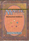 Magic the Gathering Unlimited Starter Deck