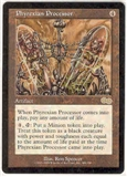 Magic the Gathering Urza's Saga Single Phyrexian Processor UNPLAYED (NM/MT)