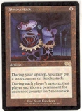 Magic the Gathering Urza's Saga Single Smokestack UNPLAYED (NM/MT)