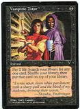 Magic the Gathering Visions Single Vampiric Tutor - SLIGHT PLAY (SP)