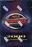 Magic the Gathering World Championship Deck Box (2000)