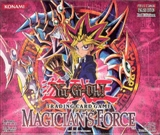 Upper Deck Yu-Gi-Oh Magician's Force 1st Edition Booster Box (36-Pack)