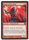 Magic the Gathering Future Sight Single Magus of the Moon ARTIST SIGNED - MODERATE PLAY