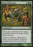 Magic the Gathering Shadowmoor Single Mana Reflection - MODERATE PLAY (MP)