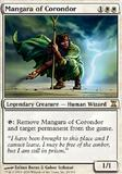 Magic the Gathering Time Spiral Single Mangara of Corondor UNPLAYED (NM/MT)