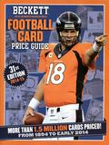 2014 Beckett Football Yearly Price Guide (31st Edition) (Manning)