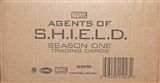 Marvel Agents of S.H.I.E.L.D. Season One Trading Cards 12-Box Case (Rittenhouse 2015)