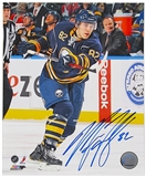Marcus Foligno Autographed Buffalo Sabres 8x10 Photo