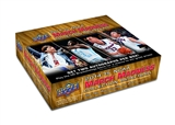 2014/15 Upper Deck NCAA March Madness Collection Basketball Hobby Box (Presell)