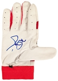 Mark McGwire Autographed St. Louis Cardinals Rawlings Batting Glove (JSA)