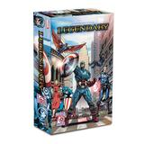 Marvel Legendary: Captain America Expansion Box (Upper Deck)