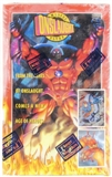 Marvel Onslaught Retail Box (1996 Fleer Ultra)