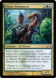 Magic the Gathering Gatecrash Single Master Biomancer UNPLAYED (NM/MT)