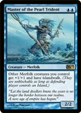 Magic the Gathering 2013 Single Master of the Pearl Trident Foil