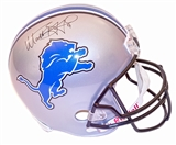Matthew Stafford Autographed Detroit Lions Full Size Helmet (SI COA & Stafford Holo)