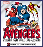 Marvel: The Avengers Silver Age Trading Cards Hobby Box (2015 Rittenhouse) (Presell)
