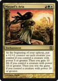 Magic the Gathering Alara Reborn Single Mayael's Aria UNPLAYED (NM/MT)