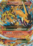 Pokemon XY Flashfire Single M Charizard EX 107/106 - NEAR MINT (NM)