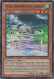 Yu-Gi-Oh Lord Tachyon Galaxy Single Mecha Phantom Beast Hamstrat Ultra Rare