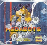 Upper Deck Medabots Starter Deck Box