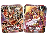 Konami Yu-Gi-Oh 2014 Collectible Tins Mega-Tin - Set of 2 (Fire Fists/Bujins) (Presell)