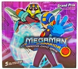 Decipher MegaMan Grand Prix! Starter Box