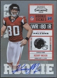 2010 Playoff Contenders #160 Kerry Meier Rookie Autograph