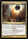 Magic the Gathering Gatecrash Single Merciless Eviction UNPLAYED (NM/MT)