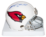 Michael Floyd Autographed Arizona Cardinals Mini Helmet (JSA)