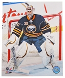 Ryan Miller Buffalo Sabres 8x10 Hockey Photo 2012/13 blue jersey