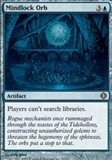 Magic the Gathering Shards of Alara Single Mindlock Orb Foil