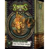 Hordes: Minions Faction Deck Box (MKIII)