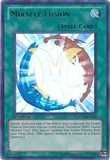 Yu-Gi-Oh Ra Mega Pack Single Miracle Fusion Ultra Rare 1st Edition