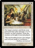 Magic the Gathering Visions Single Miraculous Recovery - NEAR MINT (NM)