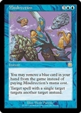 Magic the Gathering Mercadian Masques Single Misdirection MODERATE PLAY (MP)