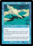 Magic the Gathering Onslaught Single Mistform Skyreaver - NEAR MINT (NM)
