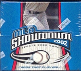 WOTC MLB Showdown 2002 Baseball Booster Box