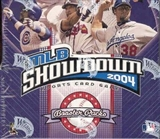 WOTC MLB Showdown 2004 Baseball Booster Box