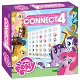 Connect 4: My Little Pony Board Game (USAopoly)