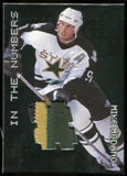 1999/00 BAP Millennium Jersey Numbers Patch #N27 Mike Modano SP /30