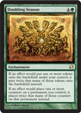 Magic the Gathering Modern Masters Single Doubling Season - NEAR MINT (NM)