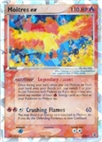 Pokemon Fire Red & Leaf Green Single Moltres ex 115/112 - SLIGHT PLAY (SP)
