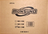 Monsuno Trading Card Game Starter 4-Box Case (2012 Topps)