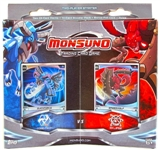 Monsuno Trading Card Game Starter Deck (2012 Topps)