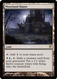 Magic the Gathering Innistrad Single Moorland Haunt UNPLAYED (NM/MT)