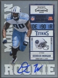 2010 Playoff Contenders #127 Derrick Morgan Rookie Autograph