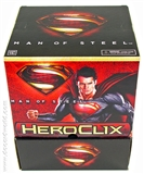 DC HeroClix Man of Steel 24-Pack Booster Box